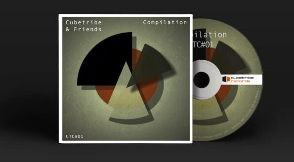 Cubetribe Records & Friends Compilation CTC#01